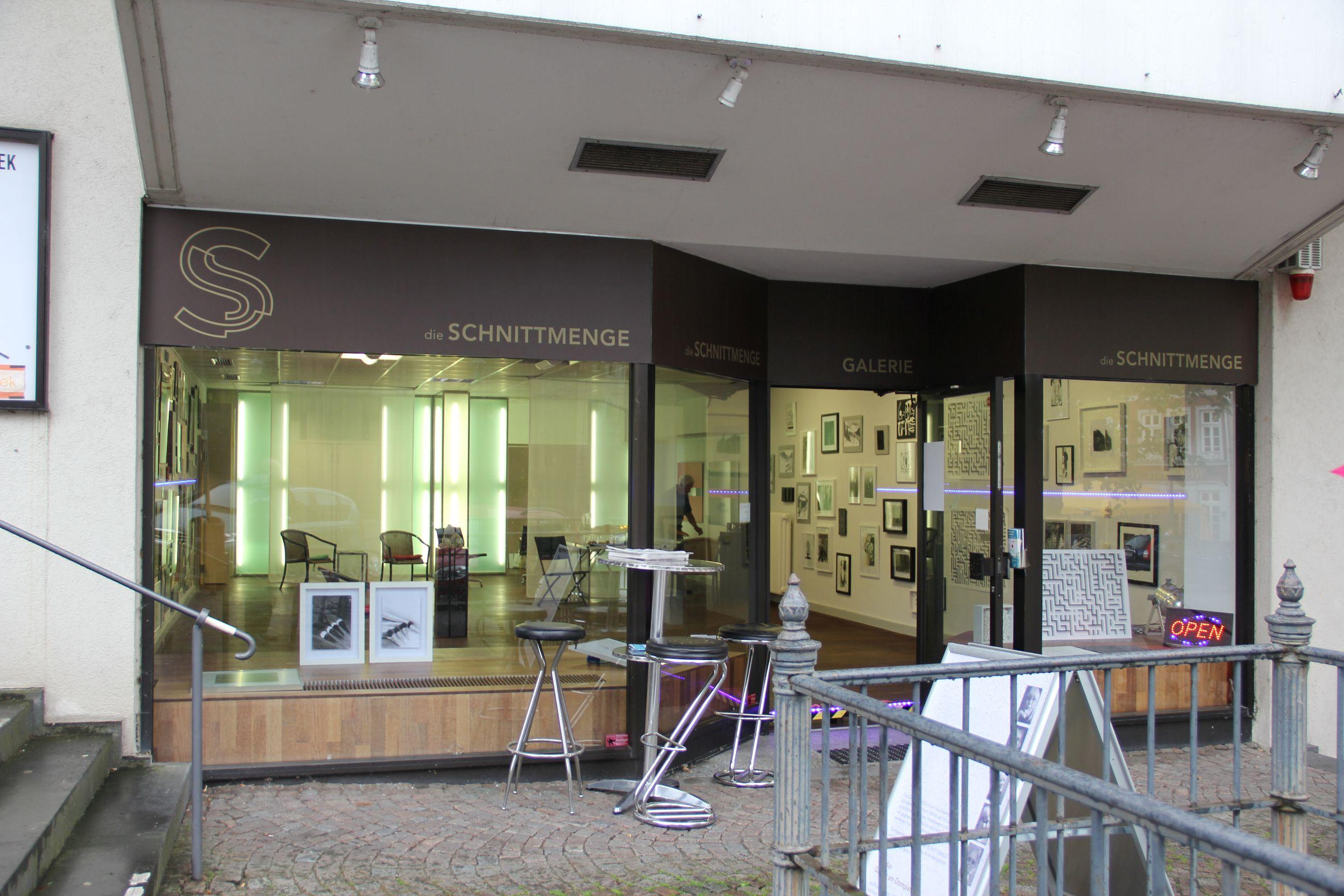 Wetzlar, Nacht der Galerien 2017 - die SCHNITTMENGE - Galerie am Domplatz