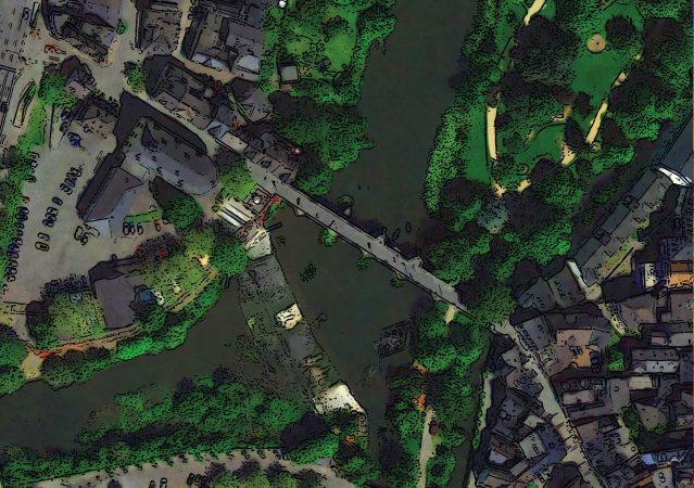 11 + 1 Brücken • Erhard Waschke